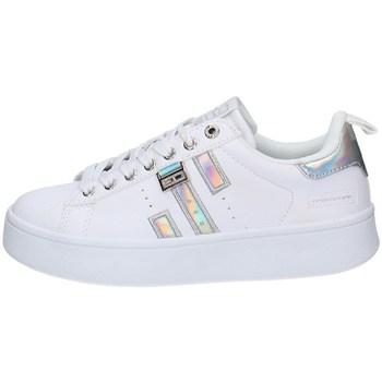 Schuhe Damen Sneaker Low Enrico Coveri CSW117720 WEISS