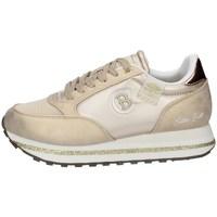 Schuhe Damen Sneaker Low Cotton Belt CBW113060/01 GOLD
