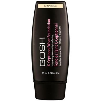 Beauty Damen Make-up & Foundation  Gosh X-ceptional Wear Foundation Long Lasting Makeup 12-natural