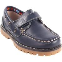 Schuhe Jungen Bootsschuhe Bubble Bobble BOBBLE a766 blau Blau