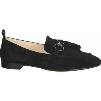 Schuhe Damen Slipper Högl Slipper Schwarz