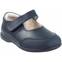 Schuhe Mädchen Ballerinas Bubble Bobble Mädchenschuh  a005 blau Blau