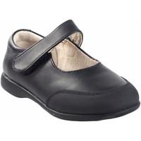 Schuhe Mädchen Ballerinas Bubble Bobble Mädchenschuh  a005 schwarz Schwarz