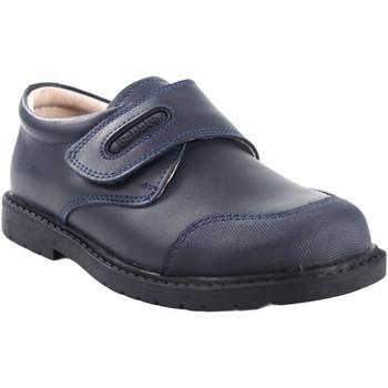 Schuhe Jungen Slipper Bubble Bobble BOBBLE a2091 blau Blau