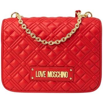 Taschen Damen Umhängetaschen Love Moschino JC4000PP1C Rosso