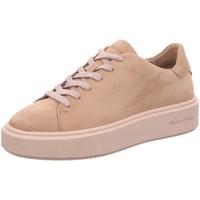 Schuhe Damen Sneaker Low Marc O'Polo 10716283502200/717 beige