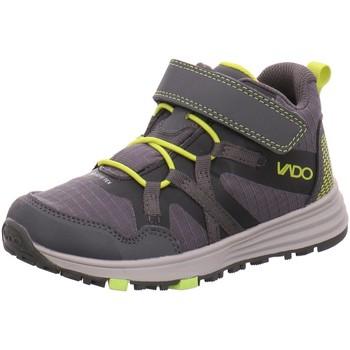 Schuhe Jungen Sneaker High Vado Schnuerstiefel VADO_MID_KLETT_GTX 43309-MIKEY/401 401 grau