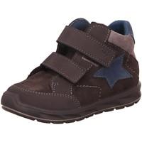 Schuhe Jungen Sneaker High Ricosta Klettschuhe KIMI 74 2130700/494 braun