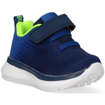 Schuhe Jungen Sneaker Low Air 58851 blau