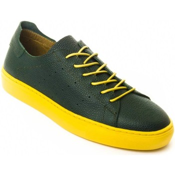Schuhe Damen Sneaker Low Montevita 71824 GREEN