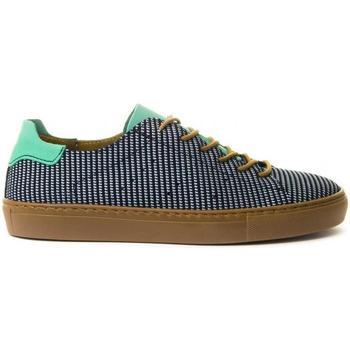 Schuhe Damen Sneaker Low Montevita 71829 BLUE