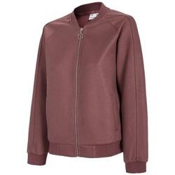 Kleidung Damen Sweatshirts 4F BLD021 Kirschrot