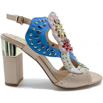 Schuhe Damen Sandalen / Sandaletten Exé Shoes Exe' NIKITA-240 Sandalen Frau NACKT / WASSER NACKT / WASSER