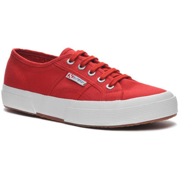 Schuhe Sneaker Low Superga Chaussures  2750 Cotu Classic rouge