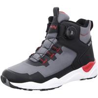 Schuhe Jungen Sneaker High Salamander Winterstiefel LEROY-TEX 33-26607-39 grau