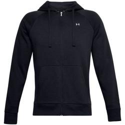 Kleidung Herren Sweatshirts Under Armour UA003 Schwarz/Weiß