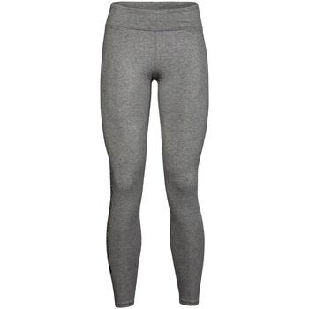 Kleidung Damen Leggings Under Armour UA027 Dunkelgrau/Schwarz