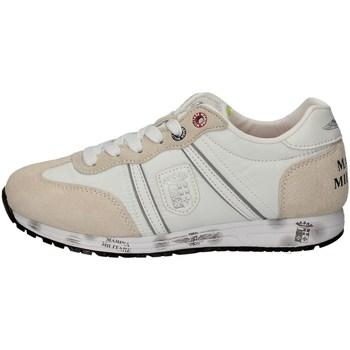 Schuhe Sneaker Low Marina Militare MM255 WEISS