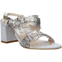 Schuhe Damen Sandalen / Sandaletten Valleverde 28250 Grau