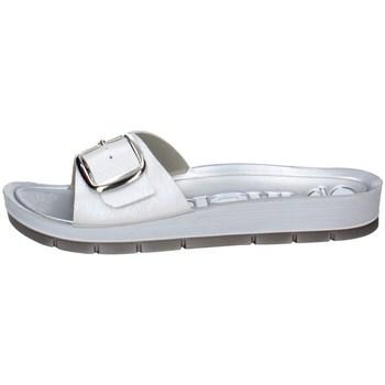 Schuhe Damen Pantoffel Inblu CP 26 Weiss