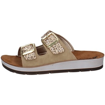Schuhe Damen Pantoffel Inblu CP 10 Gelb