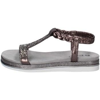Schuhe Damen Sandalen / Sandaletten Inblu SA 28 Braun