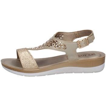 Schuhe Damen Sandalen / Sandaletten Inblu BV 23 Silbern