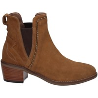 Schuhe Damen Ankle Boots NeroGiardini I116791D MALZ