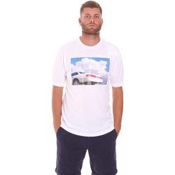 Kleidung Herren T-Shirts Sseinse TE1825SS Weiß