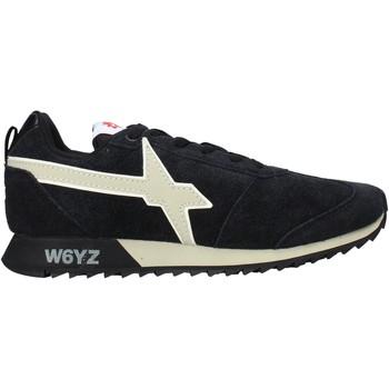Schuhe Herren Sneaker Low W6yz 2014032 01 Schwarz