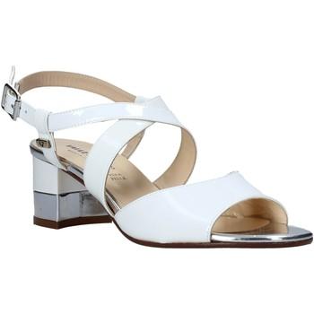 Schuhe Damen Sandalen / Sandaletten Valleverde 38412 Weiß