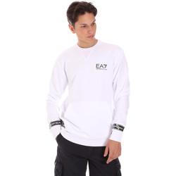 Kleidung Herren Sweatshirts Ea7 Emporio Armani 3KPM22 PJ05Z Weiß