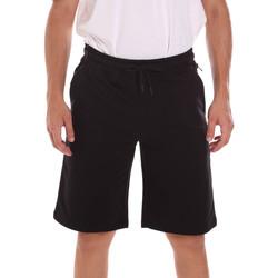 Kleidung Herren Shorts / Bermudas Ciesse Piumini 215CPMP71415 C4410X Schwarz
