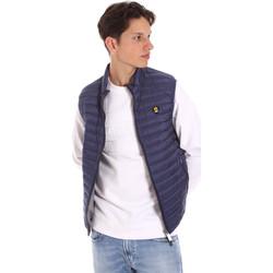 Kleidung Herren Strickjacken Ciesse Piumini 215CFMV11394 N021D0 Blau