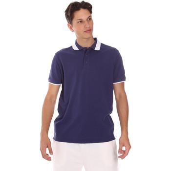 Kleidung Herren Polohemden Invicta 4452240/U Blau