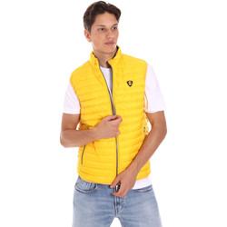 Kleidung Herren Strickjacken Ciesse Piumini 215CFMV11394 N021D0 Gelb