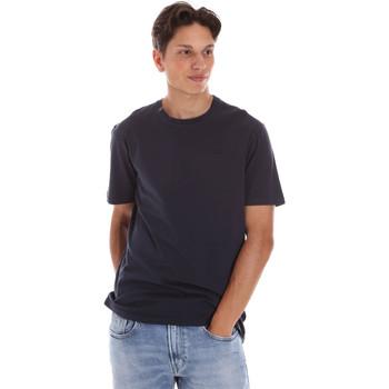 Kleidung Herren T-Shirts Ciesse Piumini 215CPMT01455 C2410X Schwarz