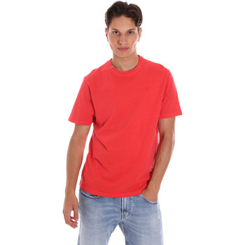Kleidung Herren T-Shirts Ciesse Piumini 215CPMT01455 C2410X Rot