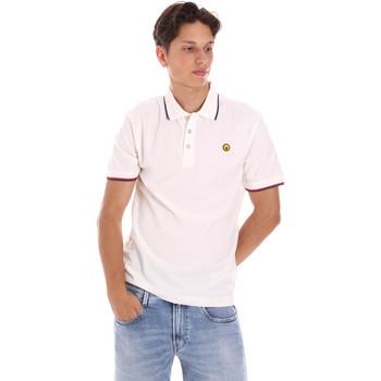 Kleidung Herren Polohemden Ciesse Piumini 215CPMT21423 C2510X Weiß