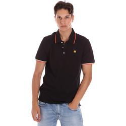 Kleidung Herren Polohemden Ciesse Piumini 215CPMT21423 C2510X Schwarz