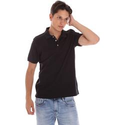Kleidung Herren Polohemden Ciesse Piumini 215CPMT21454 C0530X Schwarz