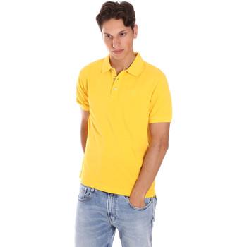 Kleidung Herren Polohemden Ciesse Piumini 215CPMT21454 C0530X Gelb