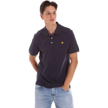 Kleidung Herren Polohemden Ciesse Piumini 215CPMT21424 C0530X Blau