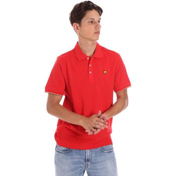 Kleidung Herren Polohemden Ciesse Piumini 215CPMT21424 C0530X Rot