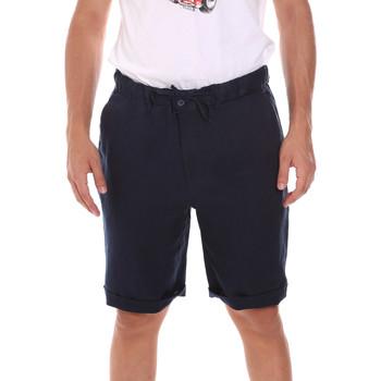 Kleidung Herren Shorts / Bermudas Sseinse PB737SS Blau