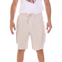 Kleidung Herren Shorts / Bermudas Sseinse PB756SS Beige