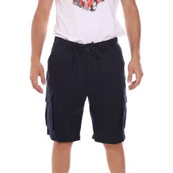 Kleidung Herren Shorts / Bermudas Sseinse PB756SS Blau