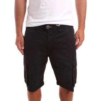 Kleidung Herren Shorts / Bermudas Sseinse PB738SS Schwarz