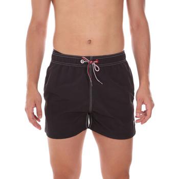 Kleidung Herren Badeanzug /Badeshorts Key Up 298XM 0001 Schwarz