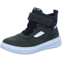 Schuhe Jungen Sneaker High Legero Schnuerstiefel Cosmo 1-006454-7000 grün